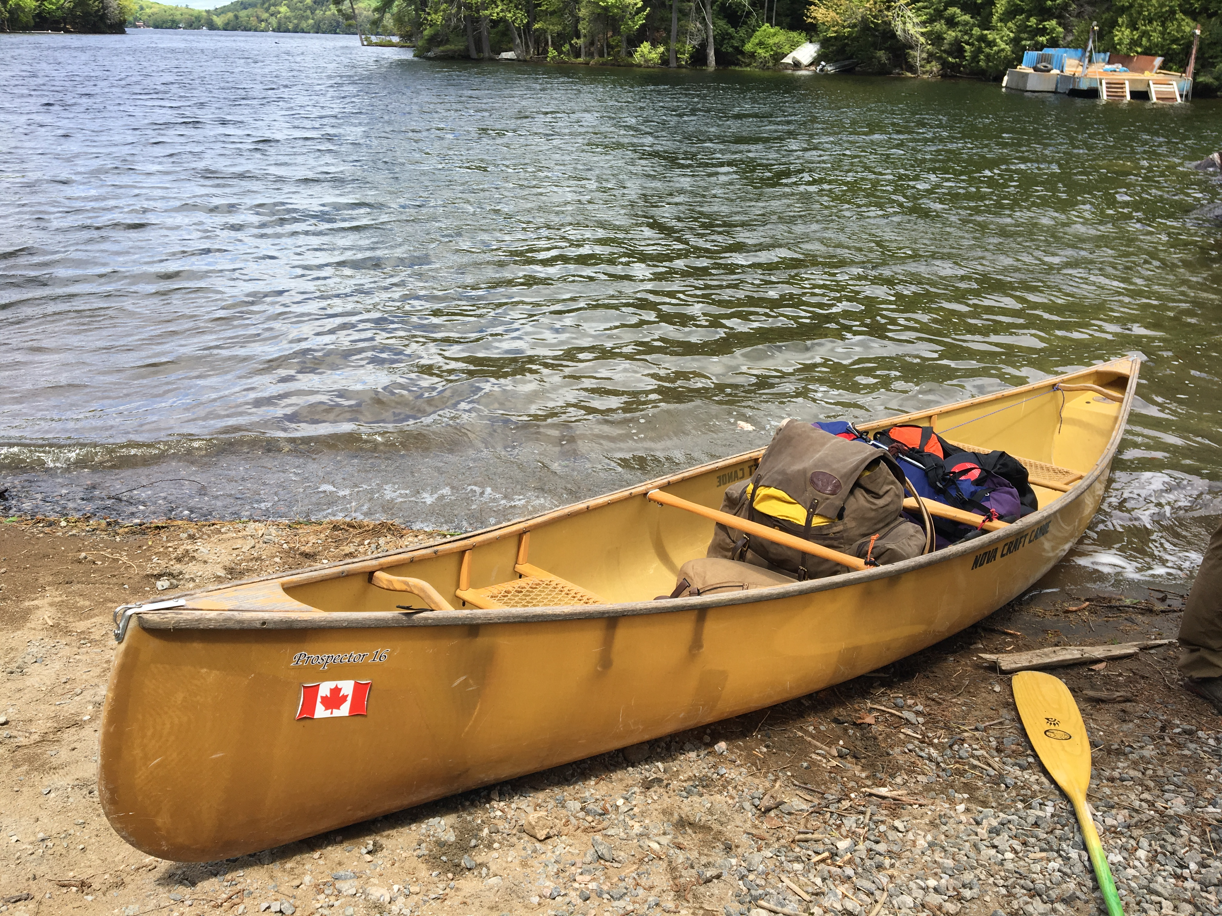 outlet store e2ad9 c2597 Canoe Camping with The Happy Camper -Bugs, Banter & Boney M ...